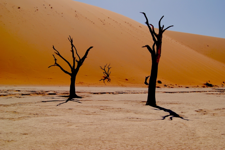 Places I want to go: Namibia and Botswana