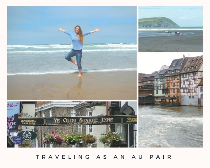 Traveling as an Au Pair