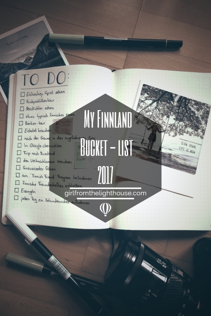 My Finland bucket-list