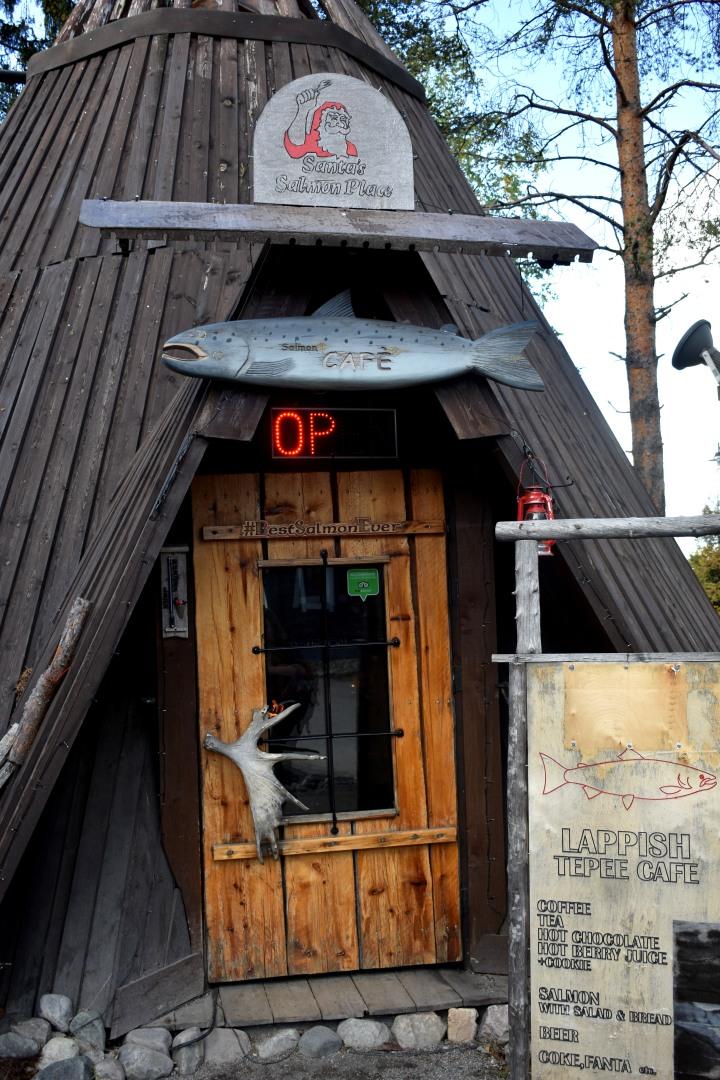 Santas Salmon Place