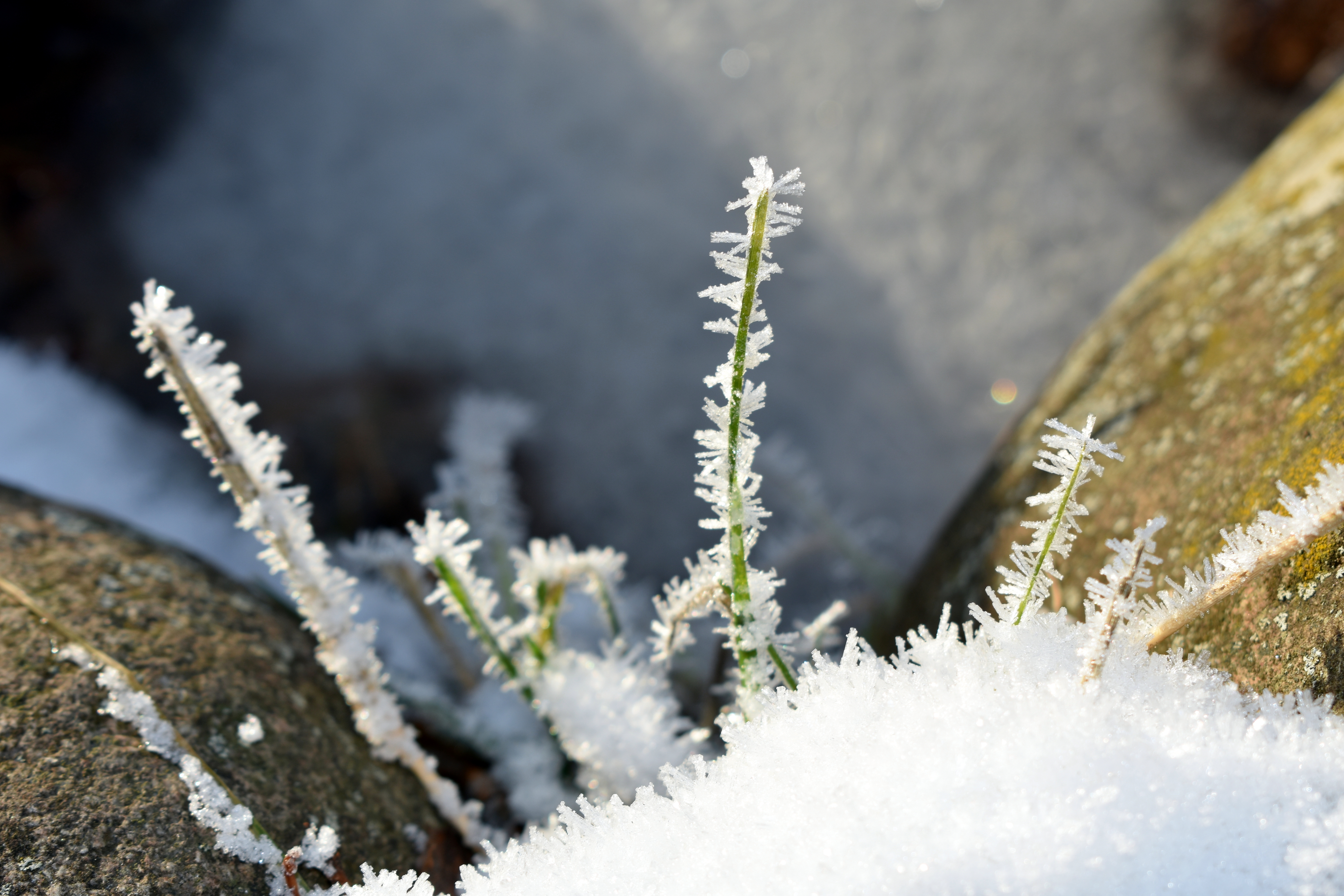 Ice, snow and winter in Finland