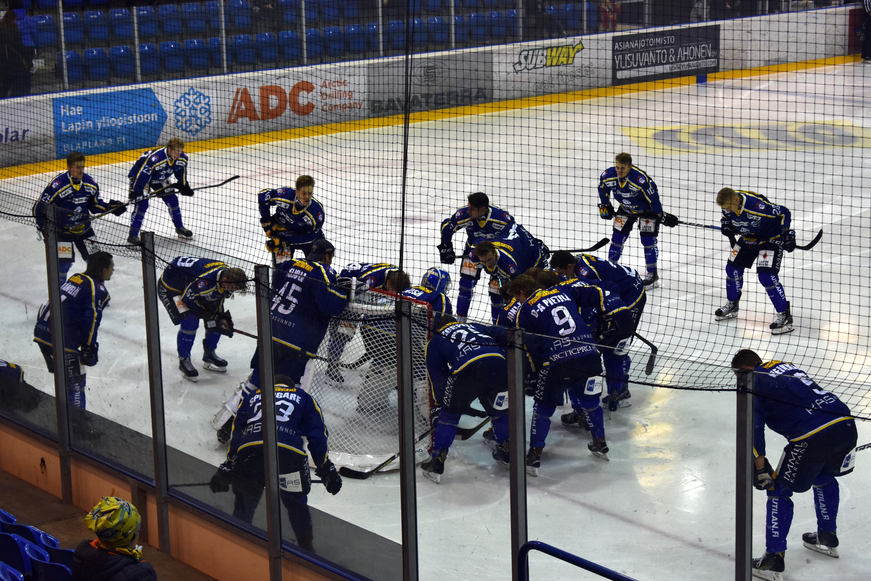 Ice-hockey ROKI in Rovaniemi