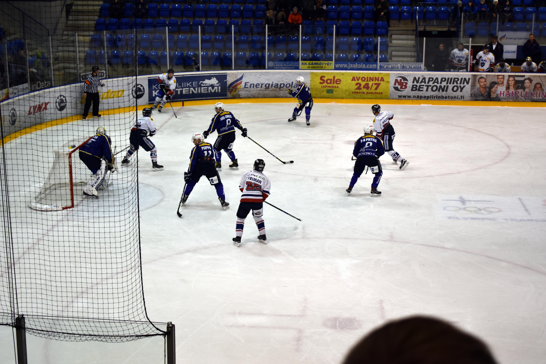 Ice-hockey Rovaniemi ROKI