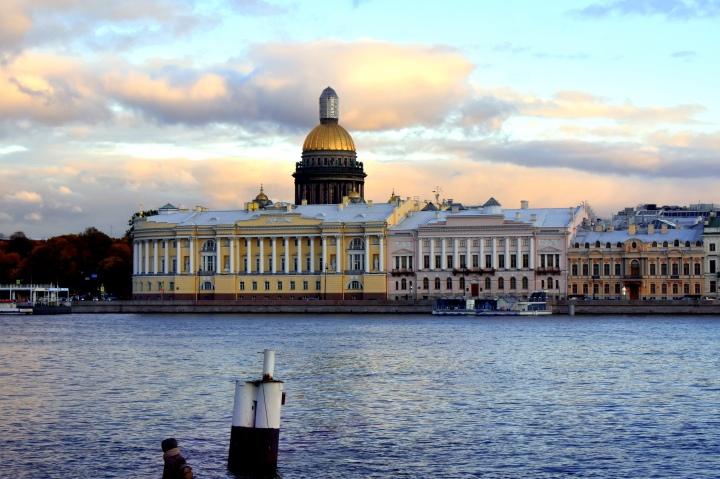 Trip to St. Petersburg Part2