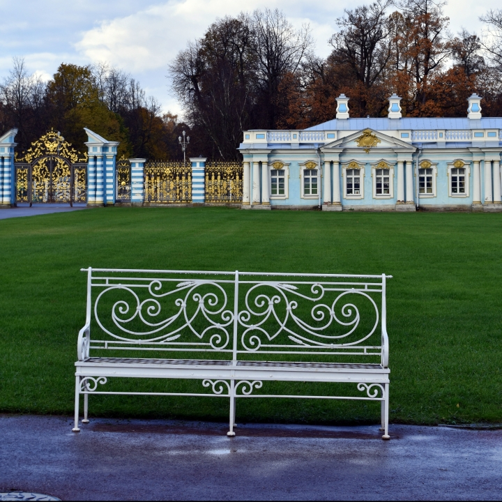 Catherine Palace, St. Peteresburg