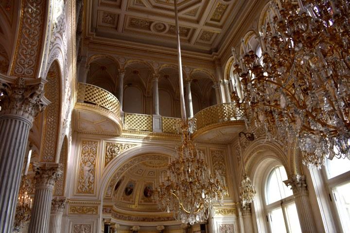 Hermitage ballroom